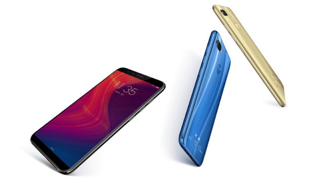 The smartphones are launched exactly inwards PRC Lenovo K5 Play in addition to Lenovo K5 exactly launched