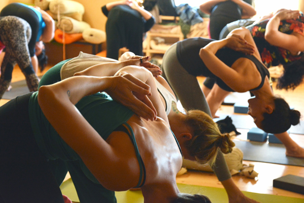 CorePower Yoga, Naturally Me, Yoga Class, Free Yoga Class