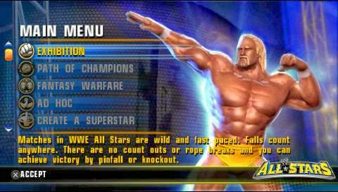 wwe all stars para psp descargar gratis