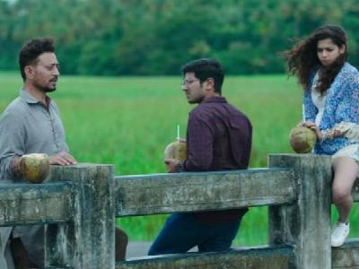 Karwaan box office collection: Irrfan Khan, Dulquer Salmaan and Mithila Palkar-starrer may open at Rs 3 crore