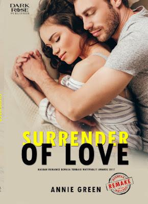 Surrender of Love by Annie Green Pdf