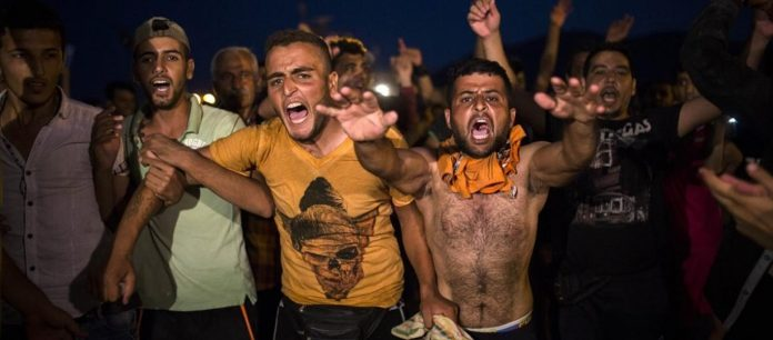 Η Χώρα Εποικίζεται Με Πρωτοφανή Ταχύτητα: 103.000 Καταμετρημένοι Αλλοδαποί Στην Ελλάδα Το 2019