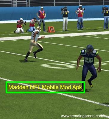 Madden NFL Mobile Mod Pro Hack Crack Apk
