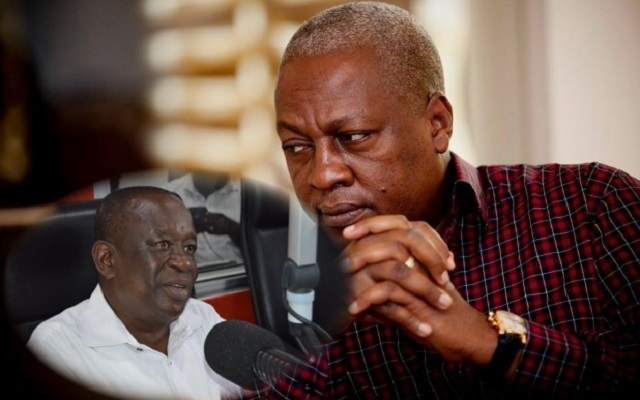 Mahama has been tested and proven to be a failure – Kan Dapaah