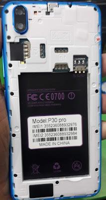 Huawei Clone P30 Pro Flash File