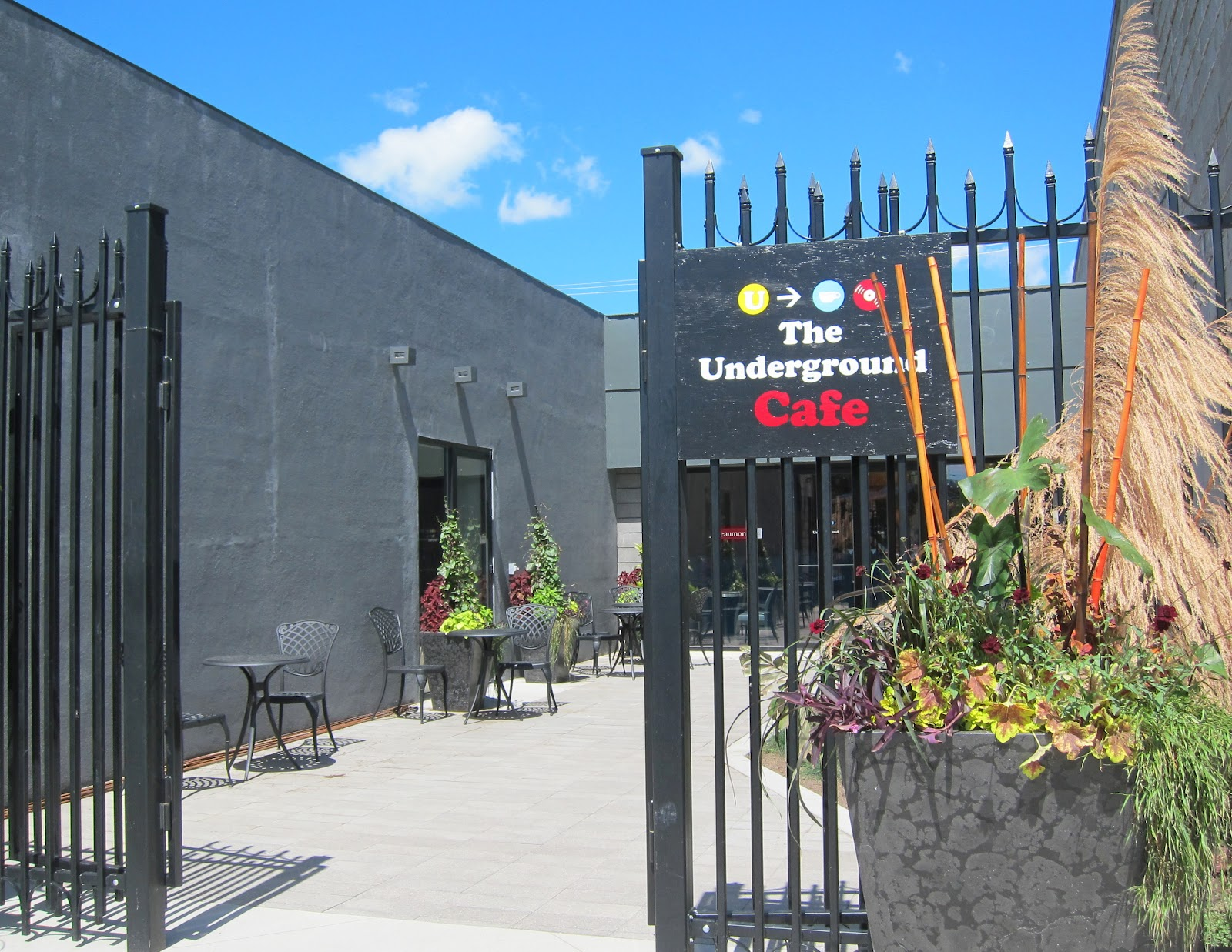 Cafe saskatoon