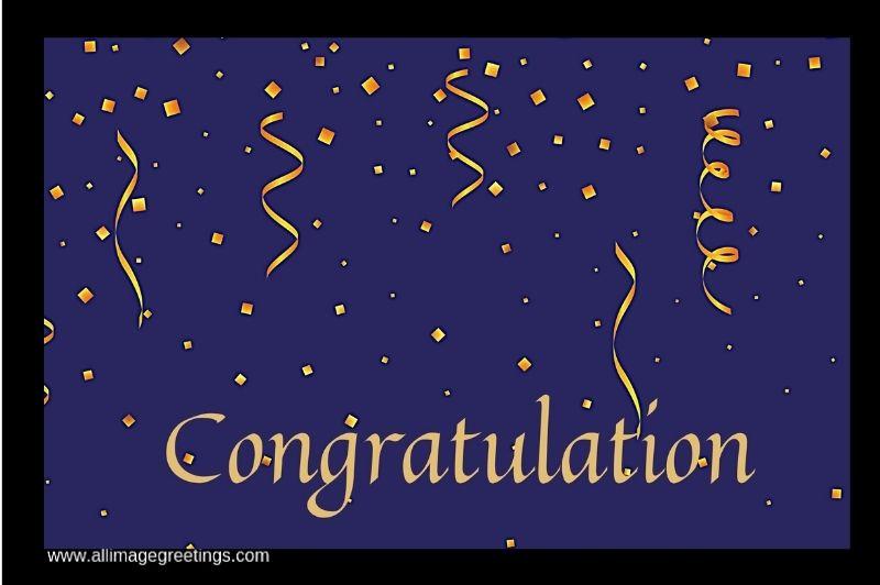 congratulations greetings