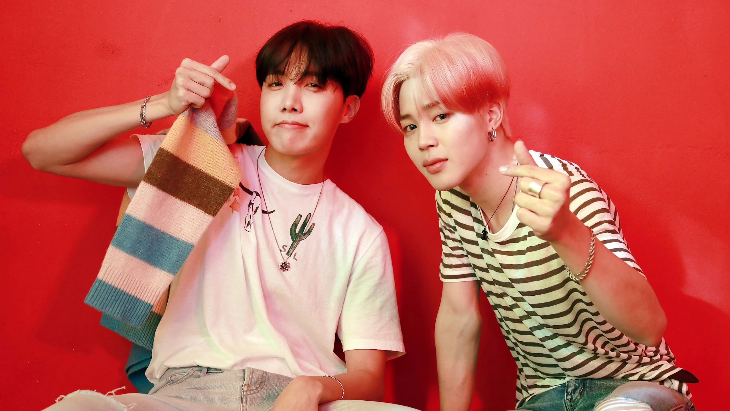 j hope jimin bts map of the soul persona uhdpaper.com 4K 37