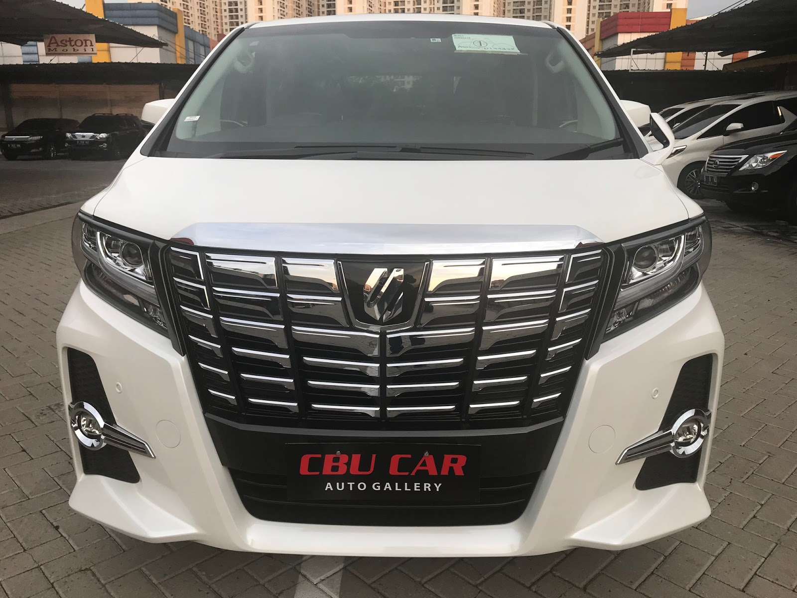 all new vellfire price group kijang innova toyota alphard 2 5 sc 2017 pusat mobil cbu