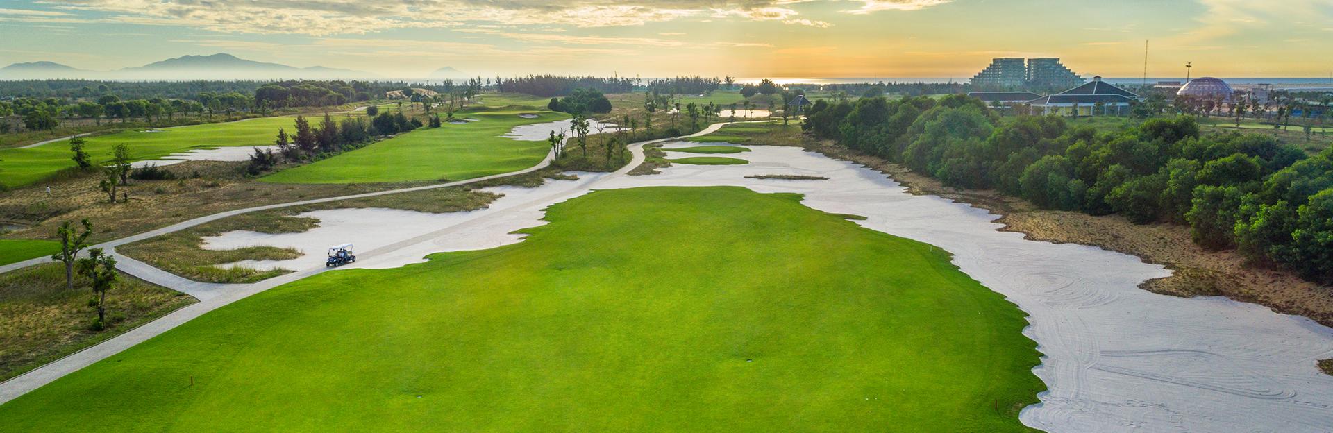 Sân golf Vinpearl Golf Nam Hoi An