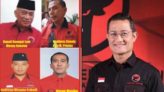 Politikus PDIP Sebut Pimpinan FPI Tak Menunjukkan Teladan Akhlak, Netizen: Teladan PDIP Korupsi