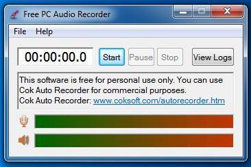 Aplikasi Perekam Suara untuk Komputer (Gratis)
