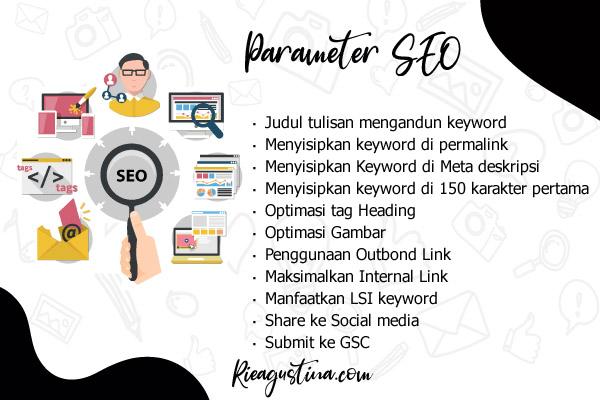 parameter-SEO