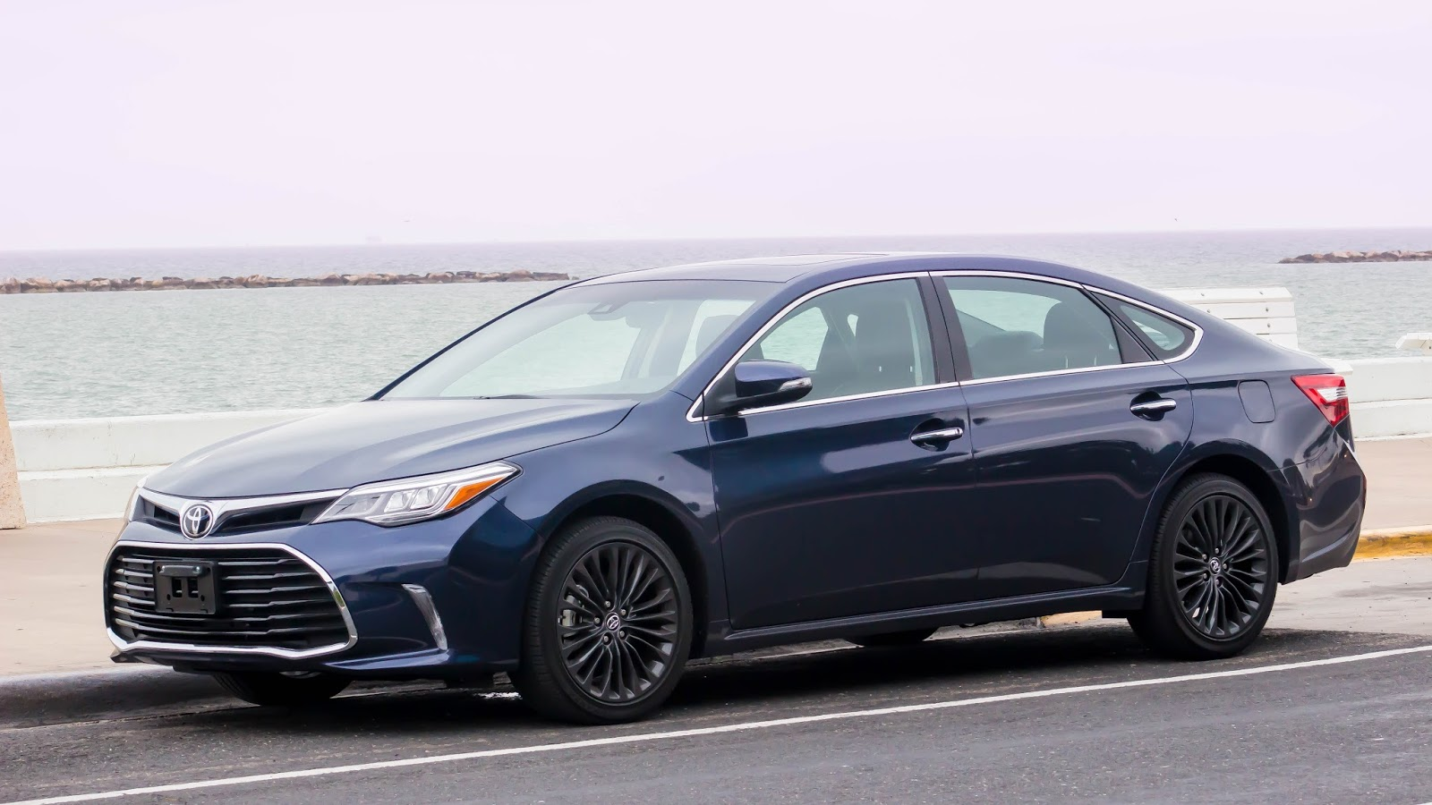 Toyota Avalon Touring trip