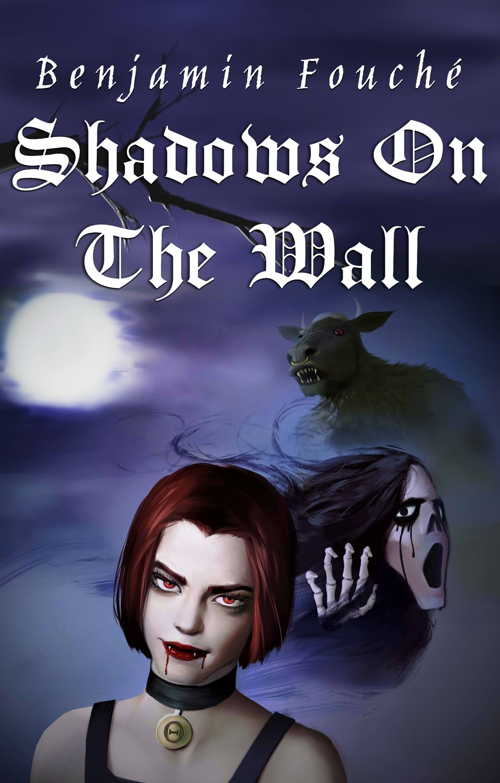 "Buy ""Shadows On The Wall"" Now!"