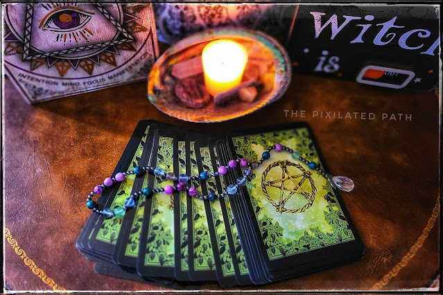 Oracle Card Reading using Flower Magic Oracle Cards by Rachel Patterson