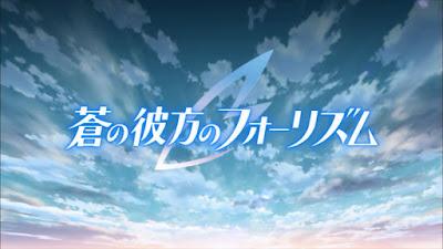 Ao no Kanata no Four Rhythm Episode 1 – 12 Subtitle Indonesia [Batch]