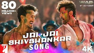 Jai Jai Shivshankar Lyrics War