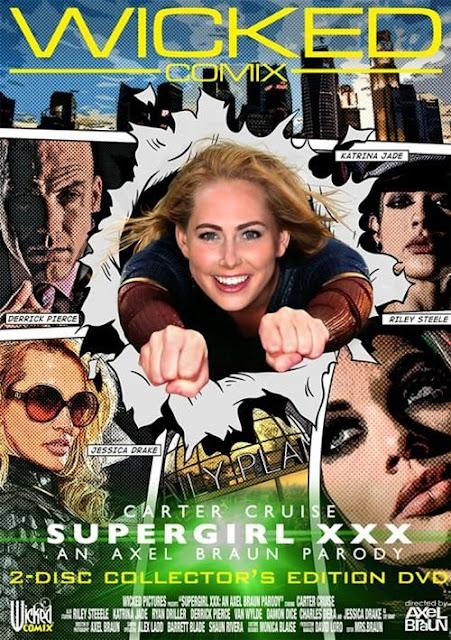 Supergirl XXX An Axel Braun Parody (2016)