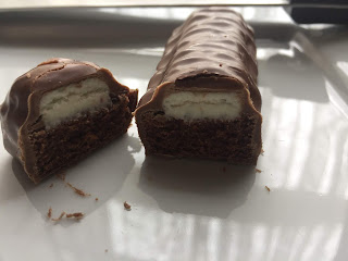 M&M's Cake Bars