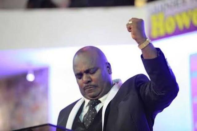 Pastor Pius Muiru