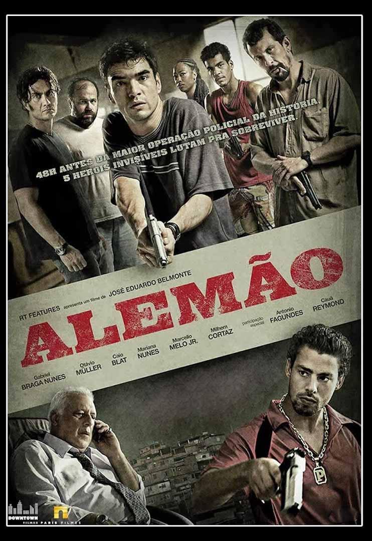 Alemão Torrent – Blu-ray Rip 720p e 1080p Nacional (2014)