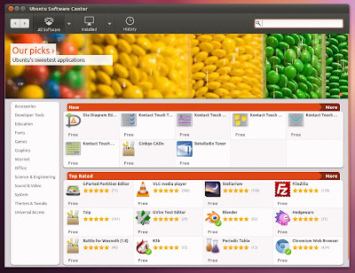 whats new in ubuntu oneiric