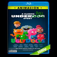UglyDolls: Extraordinariamente feos (2019) BRRip 1080p Audio Dual Latino-Ingles