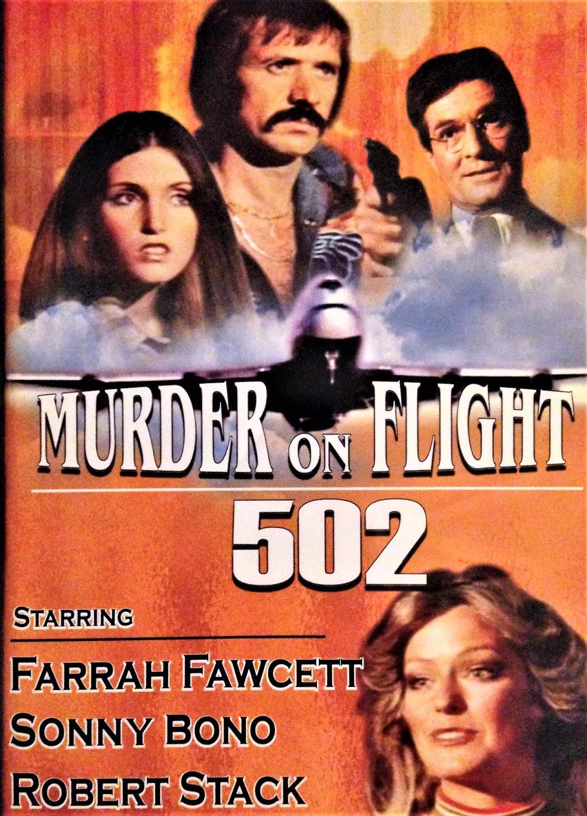 The CinemaScope Cat: Murder On Flight 502 (1975)