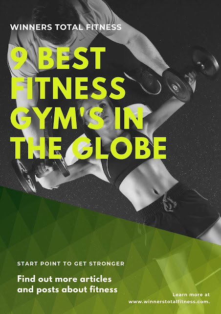 9 Best Fitness Gyms in the Globe - Winners Total Fitness