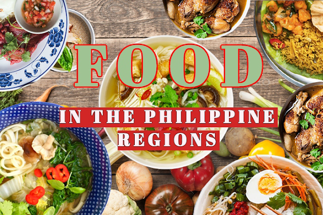 Food in the philippine