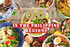 FOOD IN THE PHILIPPINE REGIONS