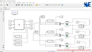 Circuit diagram of passive cell balancing