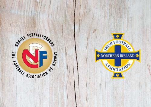 Norway vs Northern Ireland -Highlights 14 October 2020