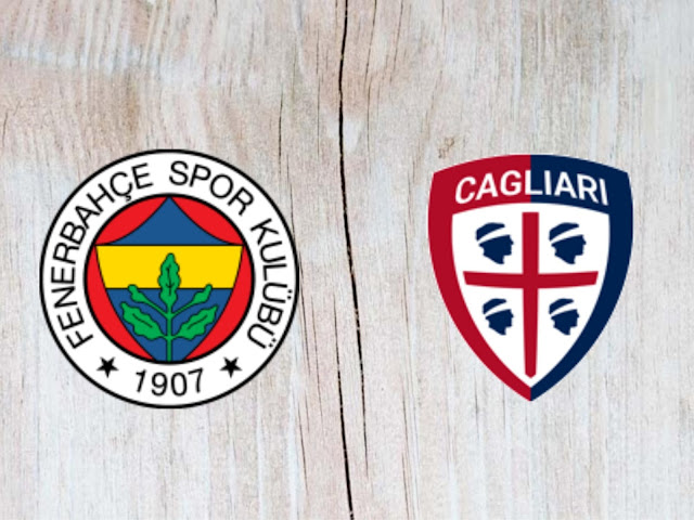 Fenerbahçe vs Cagliari - Highlights - 01 August 2018