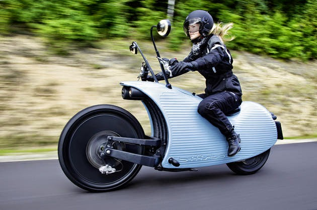 best eco 2 wheeler Johammer Electric Motorcycle