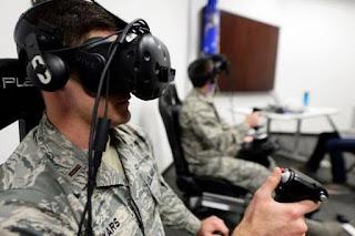 USAF Mulai Incar Remaja Penggila Game