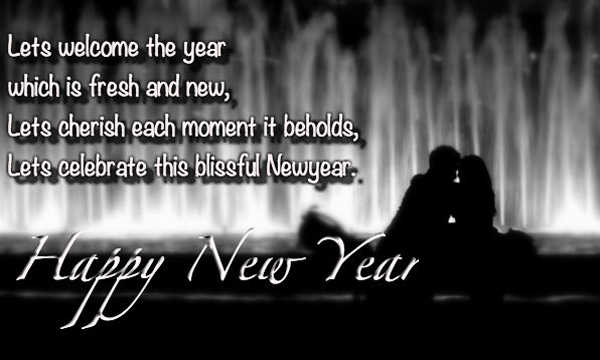 Happy New Year Images 2019 for Wife