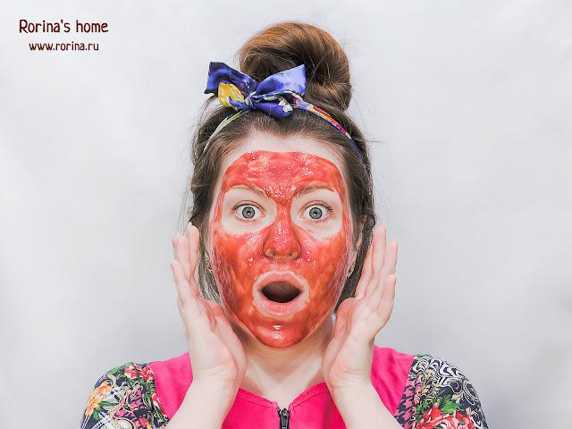 Альгинстные маски как пользоваться: отзывы