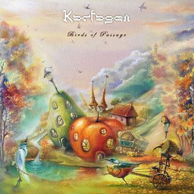 Karfagen - Birds of Passage