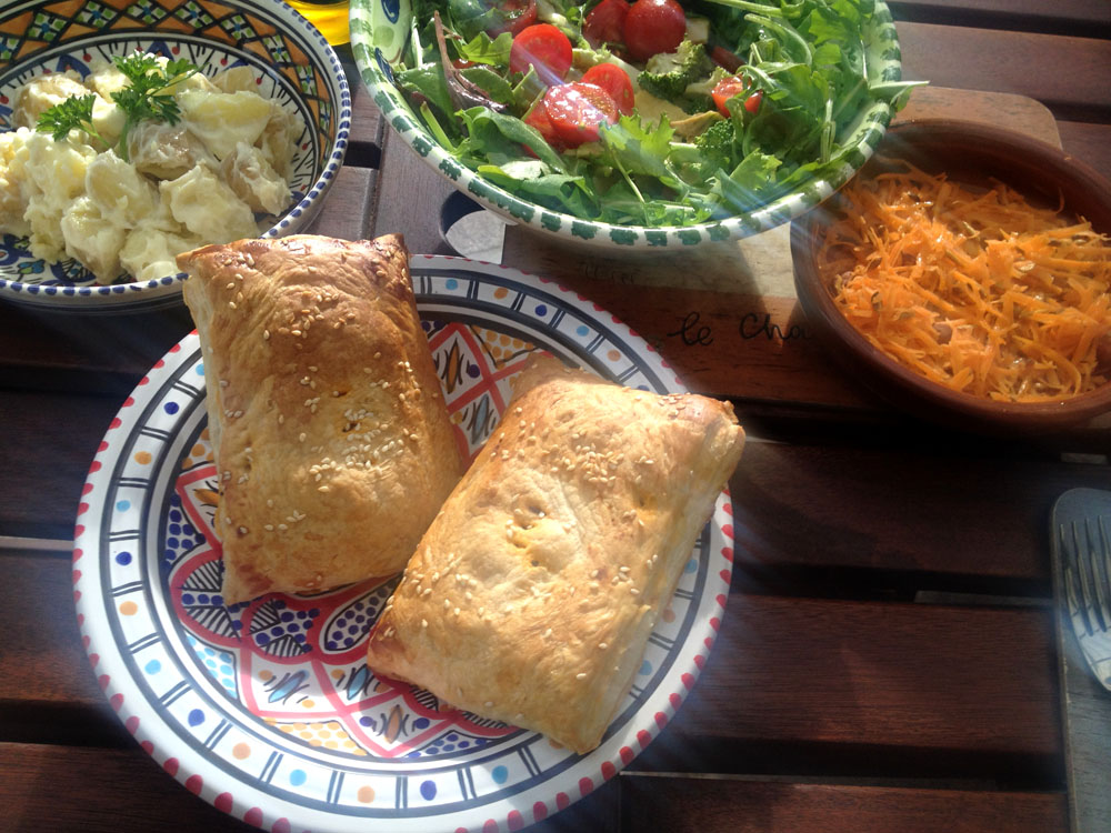 das blog spicy lentil and carrot pasties recipe