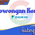 Lowongan Kerja PT Daikin Manufacturing Indonesia Terbaru Agustus 2020