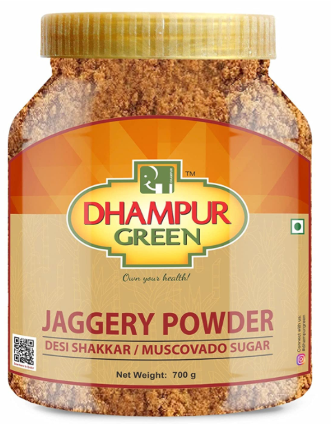 Best jaggery (gur) powder benefits & uses for health, hair, skin with price buy online