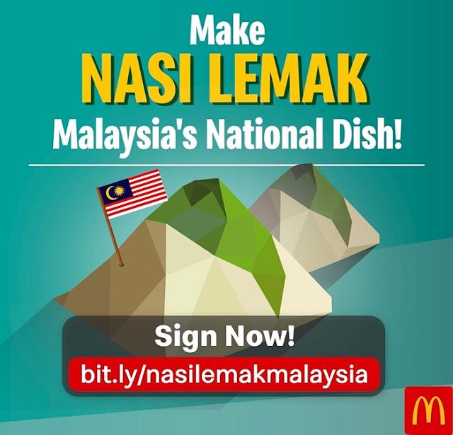 Mekdi! Let's Eat Nasi Lemak McD, Mekdi, Nasi Lemak McD, McDonald's Malaysia, McDonald's Bukit Bintang, Extra Spicy Ayam Goreng McD, Cempedak McFlurry, Corn Pie, Cendol Cone, Nasi Lemak Malaysia National Dish, Food,