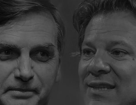 Desde Diretas-Já, Brasil nunca teve virada no segundo turno da eleição presidencial