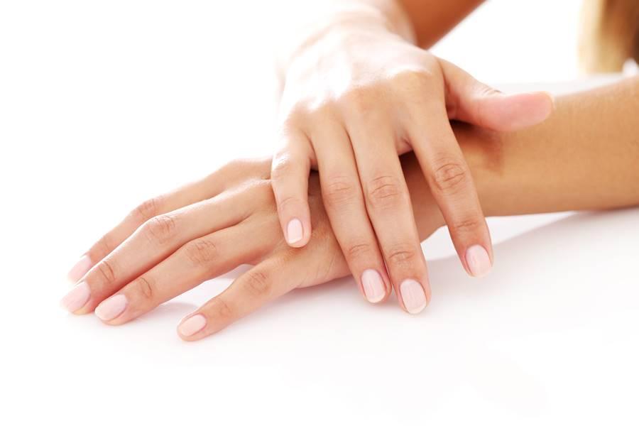 Dedos frágiles