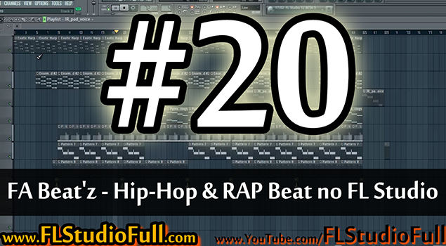 20 - Base de Rap | Beat de Hip-Hop [FA Beat'z]