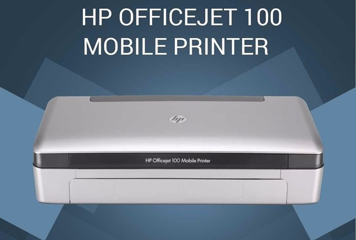 HP officejet 100 - IG