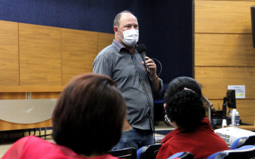 Ademar Dorfschmidt convoca reunião para esclarecimentos sobre o Hospital Regional