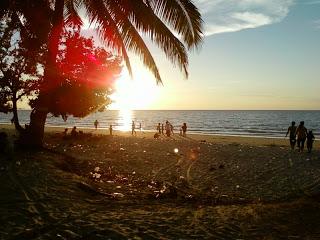 Wisata Pantai Putri Serayi